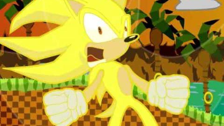 Super Sonic Short by Link3Kokiri German Fandub