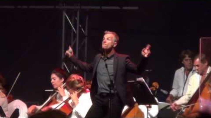 Bruno Pelletier-《Ce soir, on danse》2017-07-26 à Repentigny