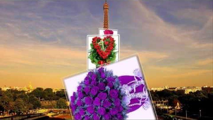 Друзья мне хочется вам подарить цветы!!! Музыка из кинофильма Игрушка...