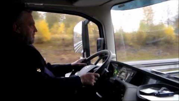 Тест-Драйв Volvo FH