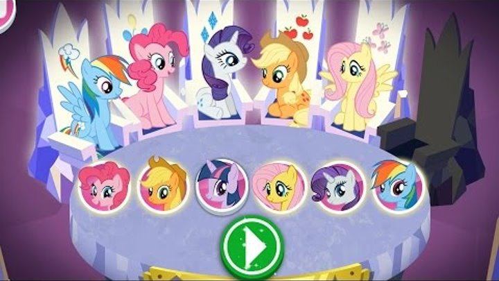 My Little Pony Harmony Quest All Ponies Unlocked - Part 12 - App for Kids