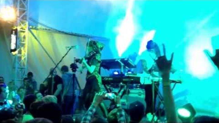Phantom of the opera - Lindsey Stirling. Kiev, Ukraine 25.05.2013