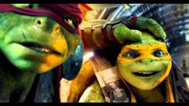 Черепашки ниндзя 2 / Teenage Mutant Ninja Turtles 2, 2016 | Русский Трейлер
