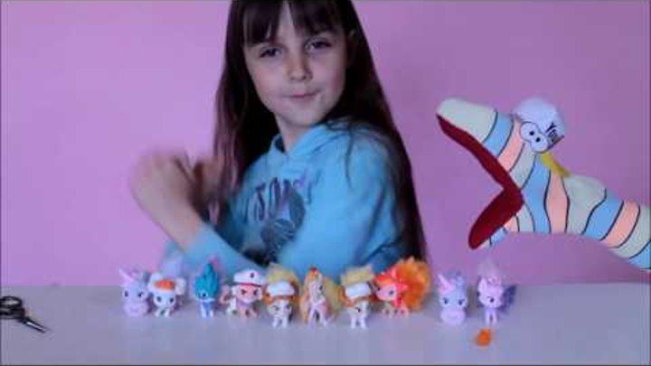 Дисней Королевские питомцы 2 КАРНАВАЛ ПОЛНАЯ коллекция игрушек СВИТБОКС DISNEY Palace Pets Princesse