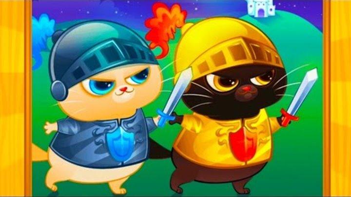 КОТЕНОК БУБУ #16 - Мой Виртуальный Котик - Bubbu My Virtual Pet игровой мультик для детей #ПУРУМЧАТА