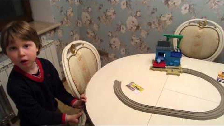 Томас и его друзья игрушки