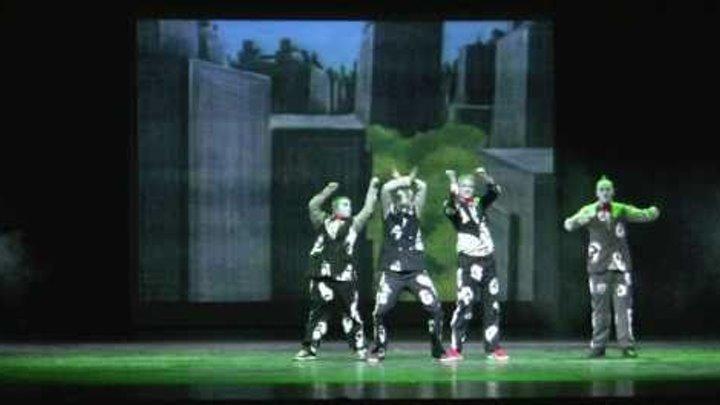 Big City Brains - Hip Hop Goes Theatre - Salzburg Part 1