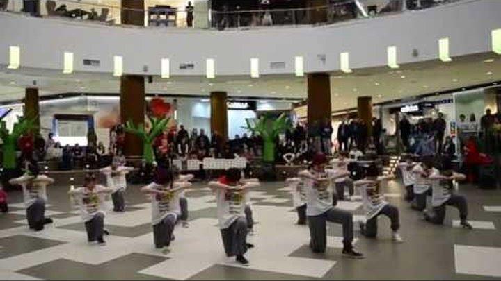 студия танца SMS Акварель Волгоград 13.02.2015