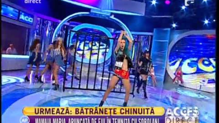 "Andreea Bălan: ""Throw your Money"""