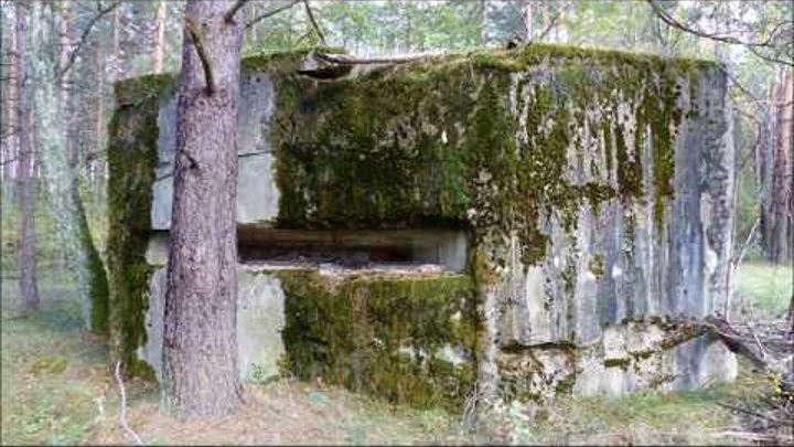 Bunkertour - Truppenübungsplatz Groß Born - Борне Сулиново - Teil 1 - Lost Places
