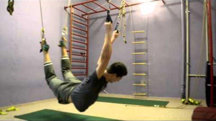 Система упражнений Альфа Гравити от Макса Шишко (Одесса)