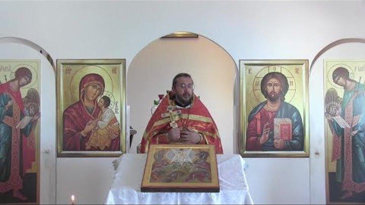Как возлюбить Бога и ближнего своего. Священник Игорь Сильченков