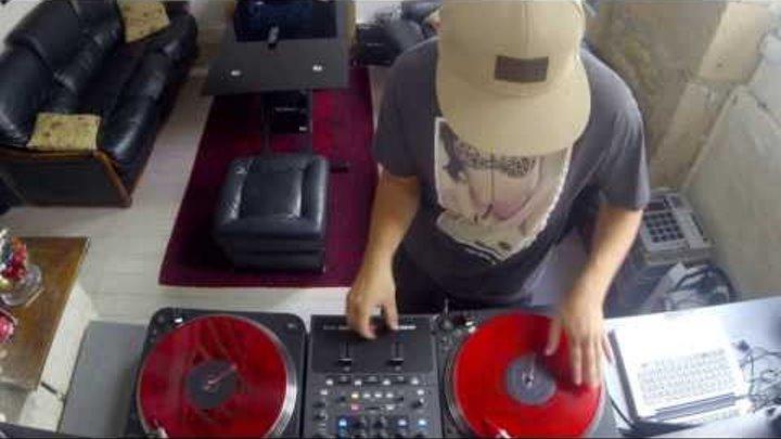 DJ Groove Sparkz - FINAL 6min DMC Online 2013