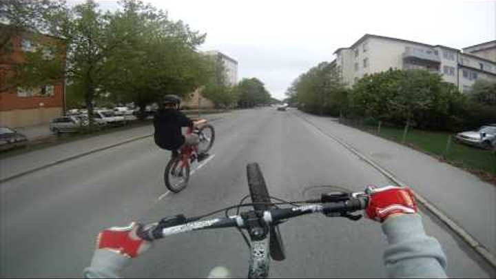GoPro HD Crosscountry