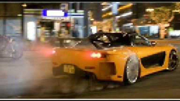 Tokio Drift hard REMIX