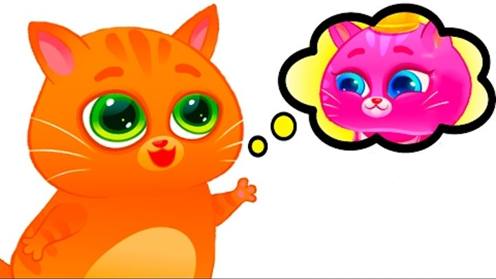 КОТЕНОК Мисс Кейти и Макс котик МИСТЕР БУБУ все серии игрового мультфильма подряд сборник #ПУРУМЧАТА