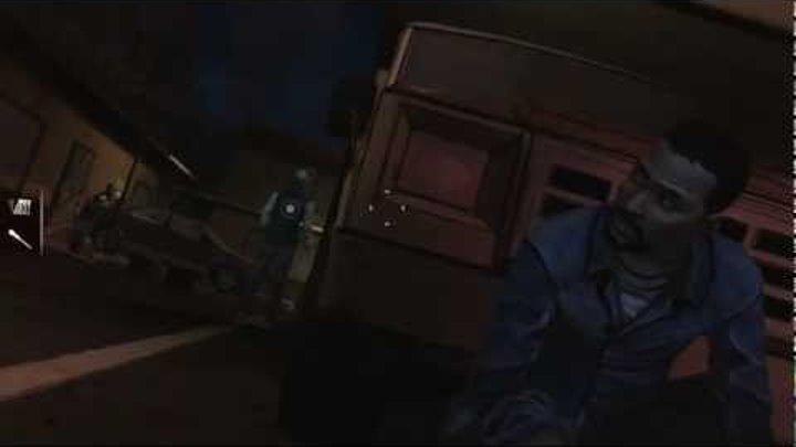 The Walking Dead - Прохождение с переводом. Серия 5