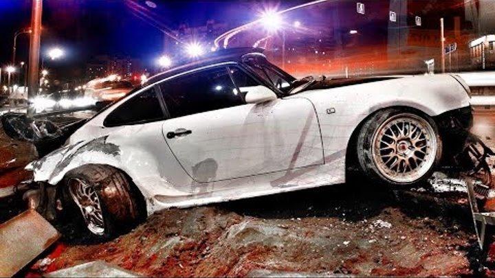 """ПРОЕКТ """"Белая Бестия"""" - создаем карбоновый хребет! Cadillac CTS-V. GTR 2500 сил. PORSCHE 911 (964)."""