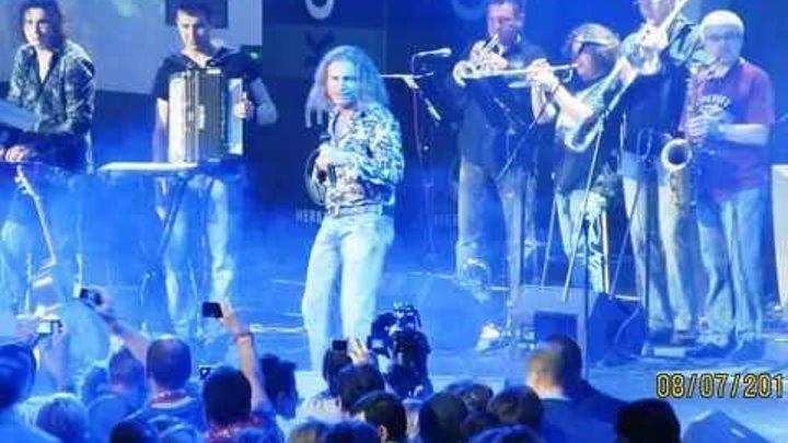 Концерт Агутина и Варум в Минске