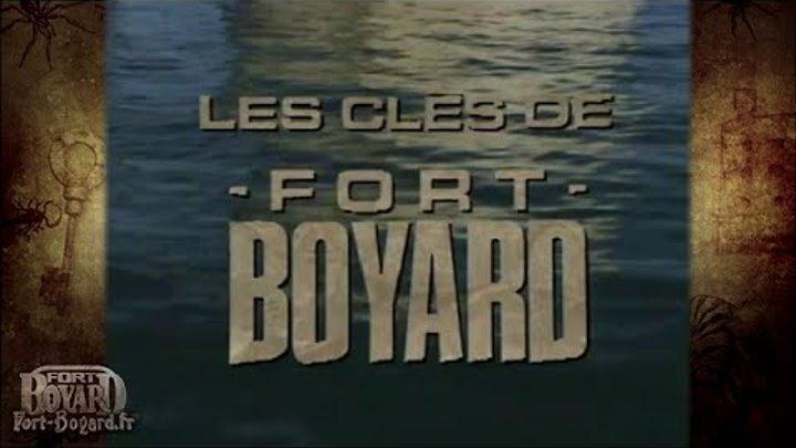 Fort Boyard 1990 - Générique (2e version)