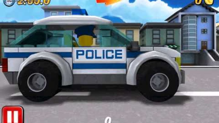 Игра Лего Сити - Мой город видео