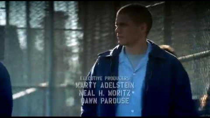 Побег из тюрьмы.1 сезон 2 серия.Фрагмент