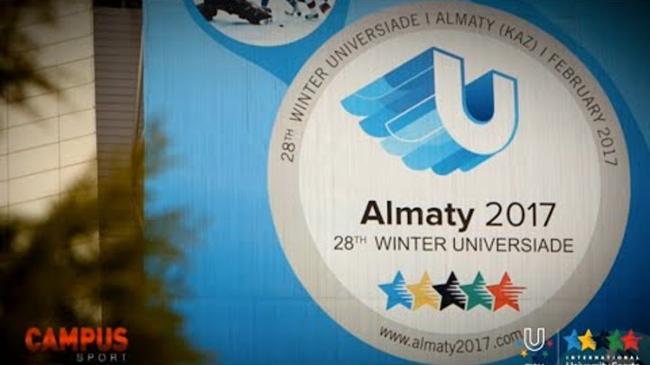 28th Winter Universiade, Almaty, Kazakhstan - 31th CAMPUS Sport TV Show - FISU 2015