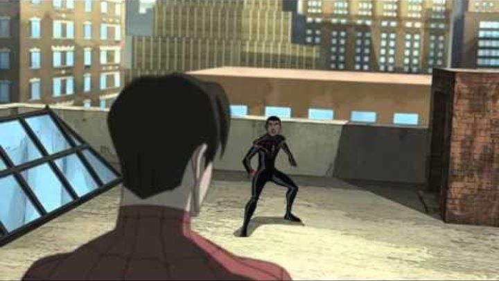 Совершенный человек паук промо 11 серии