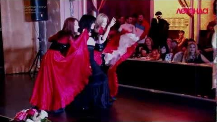 Макс и Инна (Танцы со звёздами 2 сезон)