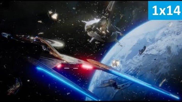 Звездный путь: Дискавери 1 сезон 14 серия - Промо (Без перевода, 2018) Star Trek: Discovery 1x14