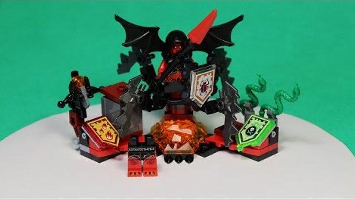 LEGO NEXO KNIGHTS - ULTIMATE LAVARIA, 70335 / ЛЕГО НЕКСО НАЙТС - ЛАВАРИЯ - АБСОЛЮТНАЯ СИЛА, 70335.