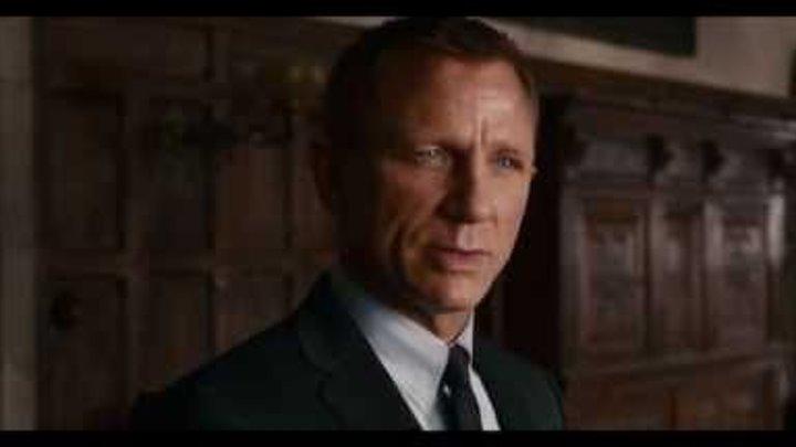 007: Координаты «Скайфолл» Русские трейлеры '2012' HD