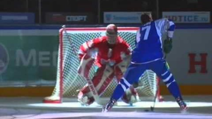 KHL All-Star Game 2011 - Матч всех Звезд -Эффектный буллит