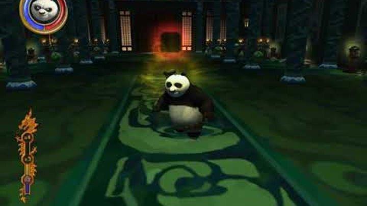 Kung Fu Panda The game прохождение часть 4-Защитить дворец