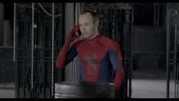 THE AMAZING SPIDER MAN 2 EL PODER DE ELECTRO SONY Commercial HD