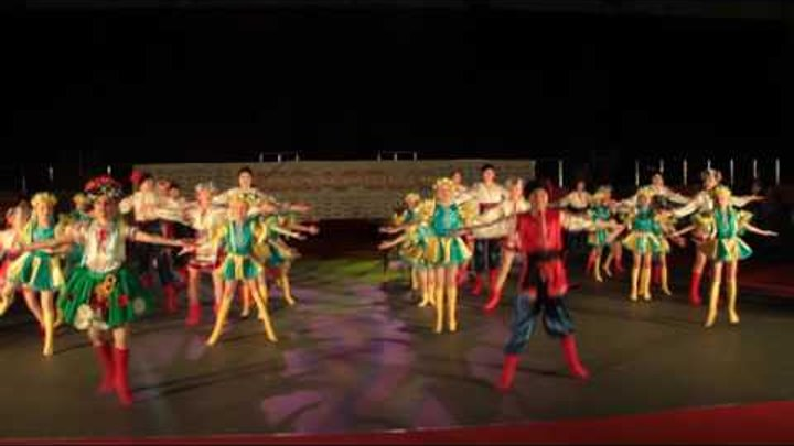 """Театр танца """"Baby boom"""" - """"Перлина Украина """""""