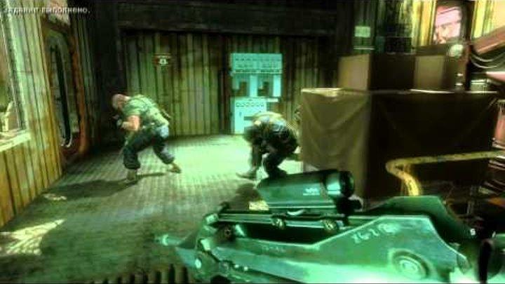 """Прохождение Call of Duty: Black Ops. Миссия 15: """"Искупление"""" [ФИНАЛ]"""