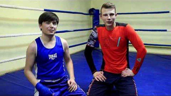 Таджик Чемпион по боксу.Хусниддин Гафуров.