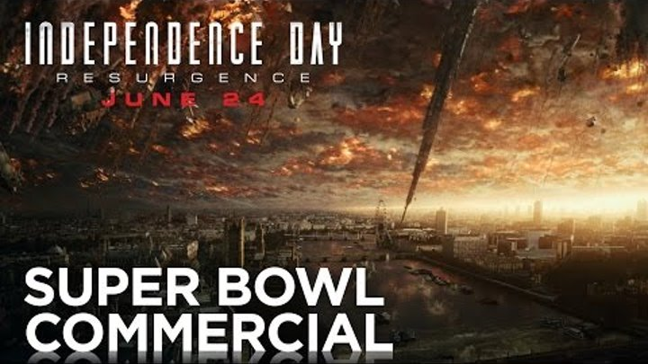 Independence Day Resurgence / Трейлер / 2