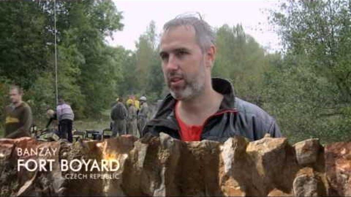 Fort Boyard в Чехии Серия 2