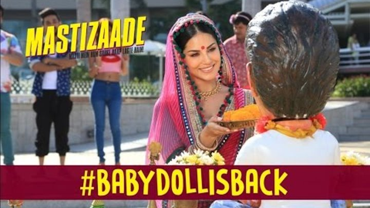 Mastizaade Baby Doll Is Back | Sunny Leone, Vir Das and Tusshar Kapoor