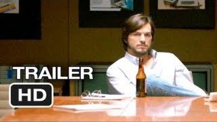 «Jobs: Империя соблазна».Фильм о Стиве Джобсе 2013) с Эштоном Катчером