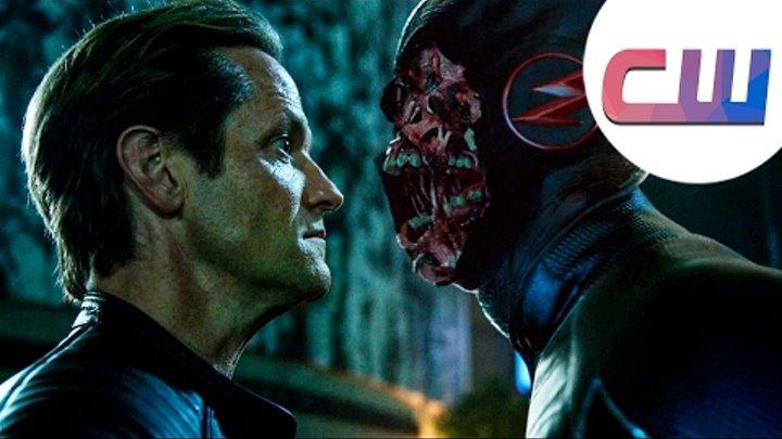 Обратный Флэш VS Чёрный Флэш | Легенды Завтрашнего Дня 2 сезон 10 серия (FULL HD)