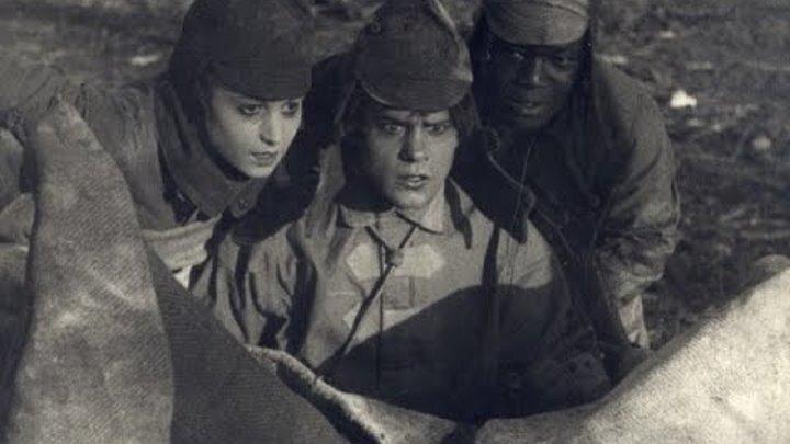 Красные дьяволята. Махновщина (со звуком).1923