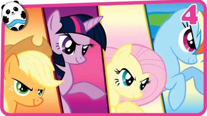 My Little Pony: Harmony Quest (Budge Studios) Part 4 - Best App For Kids