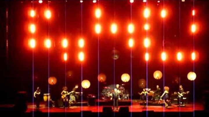 Сними цепи с моего сердца - концерт Джо Кокера в Казани 5 июня 2013 Татнефть-Арена