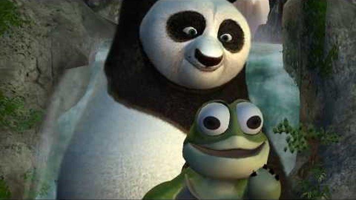 Kung Fu Panda The game прохождение часть 5-Озеро слёз