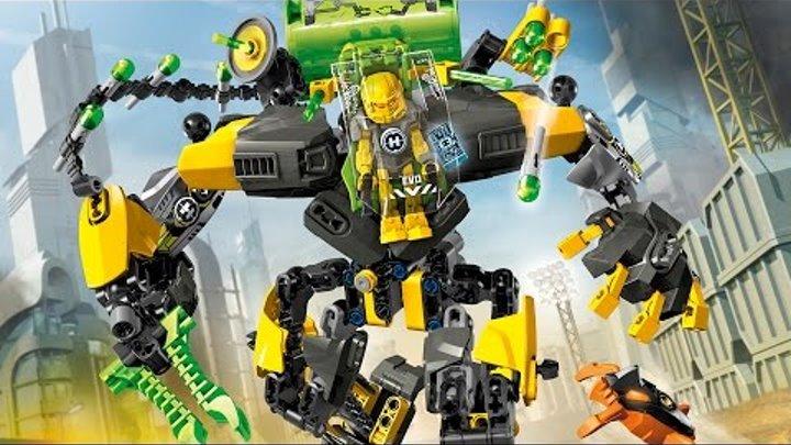 Лего Фабрика героев 44022 - Эво XL