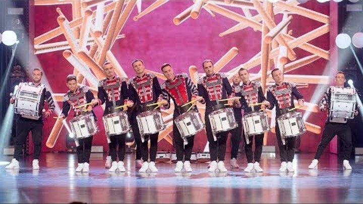Vasiliev Groove. Категория «Музыка без границ». «Лига удивительных людей»
