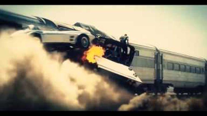 Форсаж Ну давай прокатимся!2 Chainz ft Wiz Khalifa We Own It)другое вступлениетройной форсаж